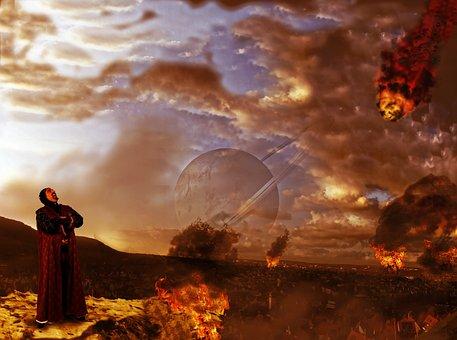End Of The World, Man, Human, Prophet, Magic, Magician