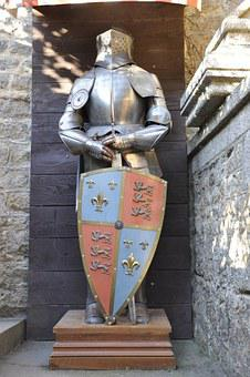 Armor, History, Coat Of Arms, Mont Saint Michel, France