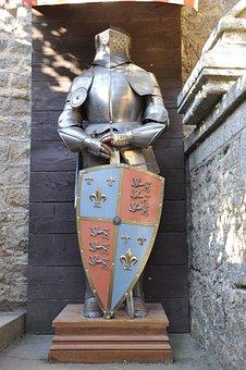 Armor, History, Coat Of Arms, Mont Saint Michel, France