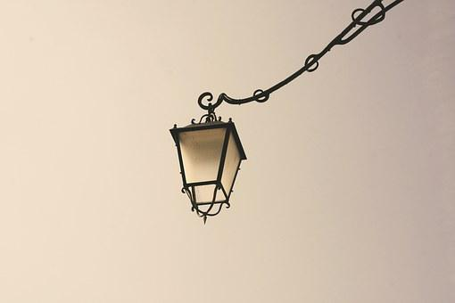 Street Light, Lamp Post, Lighting, Vintage, Ornate