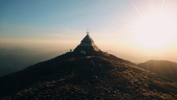 Buller, Mtbuller, Victoria, Mountain, Peak, Sunset