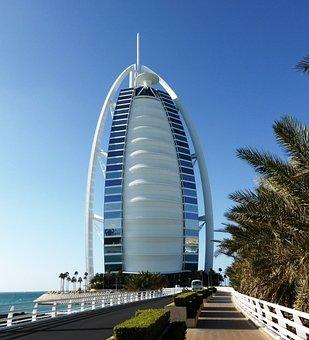 Hotel, Dubai, Burj Al Arab, Glamor, 7 Star Hotel