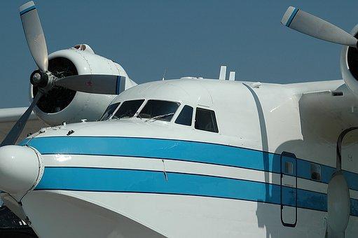 Vintage Airplane, Air Show, Old, Plane, Airplane