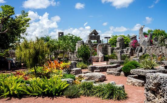 Coral Castle, Homestead, South Florida, Attraction