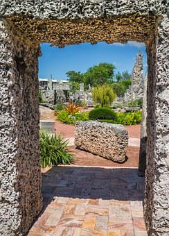 Coral Castle, Florida, Entrance, Attraction, Homestead