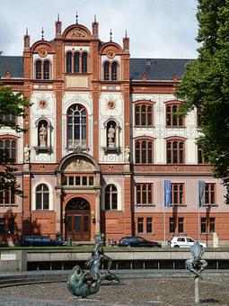 Rostock, Mecklenburg Western Pomerania, State Capital