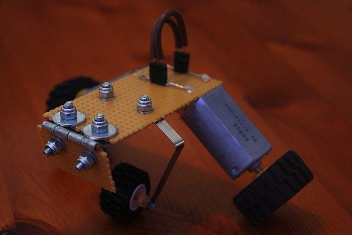 Motor, Recycling, Braun, Electric Toothbrush, Lego