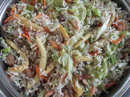 Food, Rice, Fried Rice, Asian, Cuisine, Dish, Culture