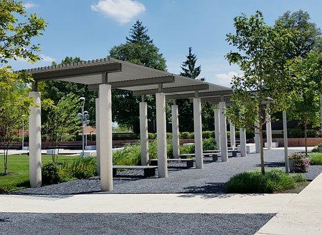 Coppin State University, School, Outdoor, Patio, Yard