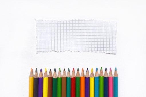 School Supplies, Stationery, Pencil, Art Supplies