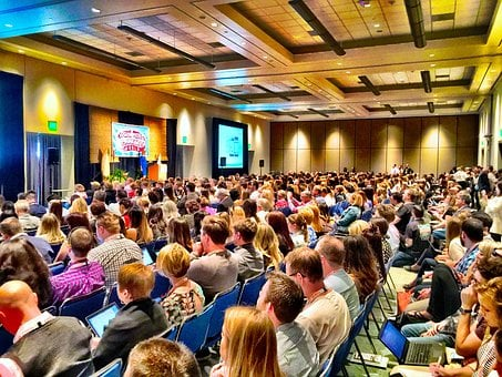 Audience, Speech, Speaker, Presentation, Business