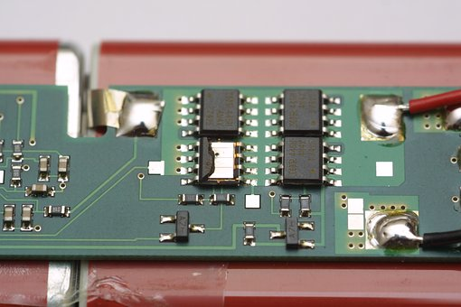Electronics, Components, Printed Circuit Board
