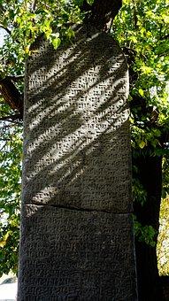 Cuneiform, Script, Ancient, Archeology, Asia, Column
