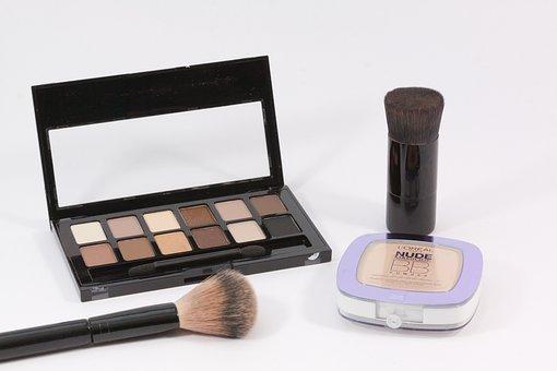 Make Up, Brush, Kabuki-pnsel, Makeup, Eye Shadow