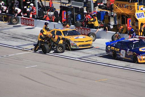 Race, Pit, Racing, Sport, Competition, Pit Stop, Tire