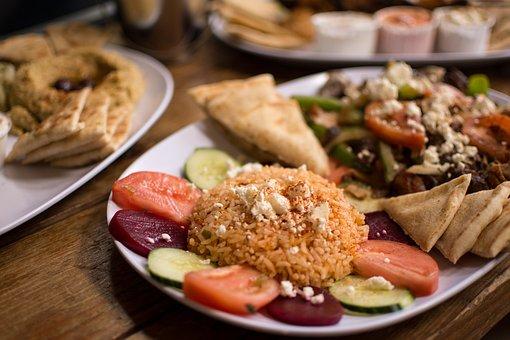 Authentic Greek, Greek Food, Hummus, Greek Rice, Mezes