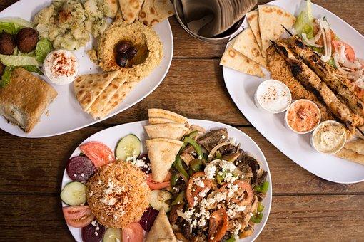 Authentic Greek, Greek Food, Hummus, Falafel, Souvlaki