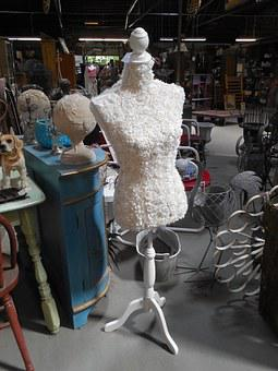 Lace, Mannequin, Fashion, Dress, Style, Clothing