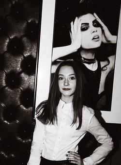 Girl, Model, Beauty, Blonde, Young, Portrait, Woman