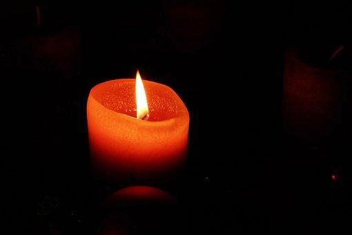 Advent, Candle, Advent Wreath, Meditative, Christmas