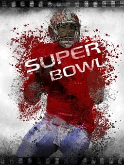 Football Player, Man, Human, Sport, Event, Super Bowl