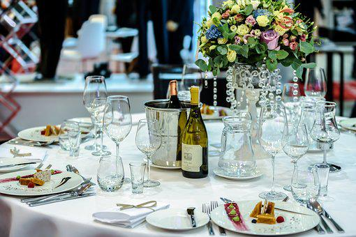 Exclusive Banquet, The Adoption Of, Business Meeting