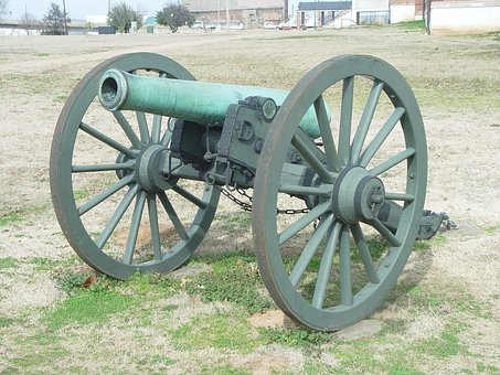 Fort Smith, Arkansas, Old Fort, Cannon