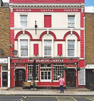 Pub, Old, Camden, London, Famous, Dublin, Castle, Drink