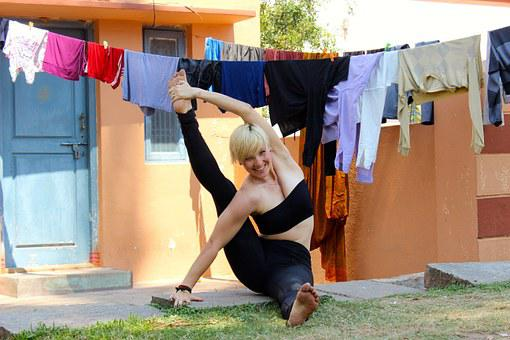 Yoga, Ashtanga, Fitness, Sport, Asana, Pose, Exercise