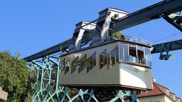 Schwebebahn, Historically, Protected Monument
