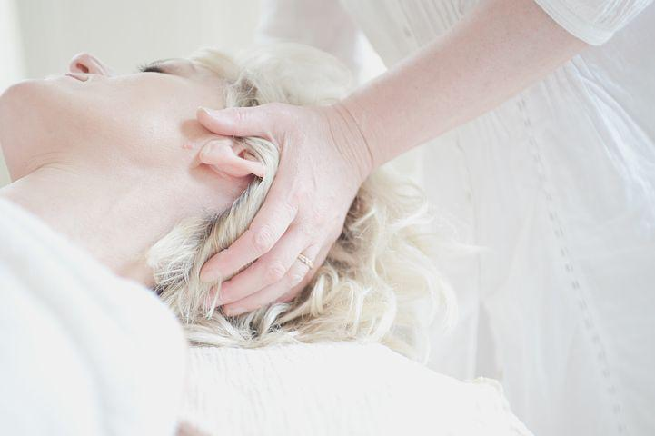 Head, Massage, Treatment, Relaxation, Woman, Relax