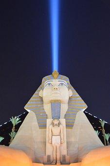 Las Vegas, Pyramid, Vegas, Las, Nevada, Casino, Luxor