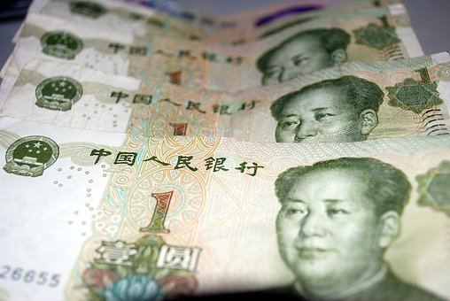Money, Currency, Yuan, Mao, Business, Banking
