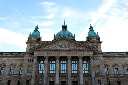 Leipzig, Supreme Administrative Court, Court, Germany