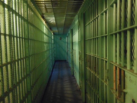 Jail Cells, Jail, Penitentiary, Police, Crime, Law