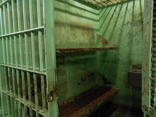 Penitentiary, Jail, Police, Crime, Law, Arrest, Prison