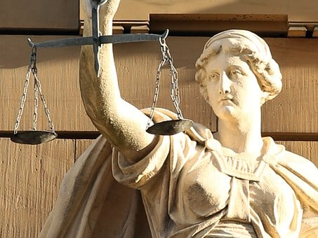 Justitia, Zodiac Sign, Signs Of The Zodiac, Horizontal