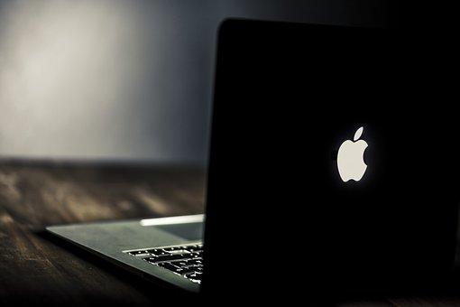 Macbook, Laptop, Dark, Computer, Notebook, Technology