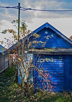 Swim, Woerthsee, Bath Cottage, Beach, Bank, Nature