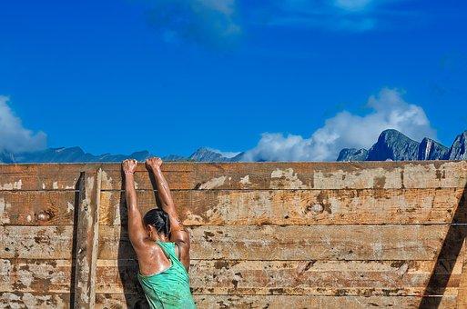 Runner, Obstacle, Run, Sport, Jump, Challenge