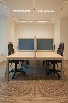Office, Open Space, Office Room, Room, Corporate