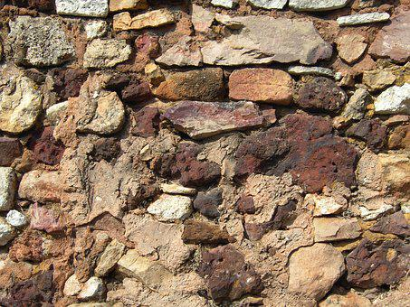 Stones, Color, Wall, Rock, Stone Balance, Steinig