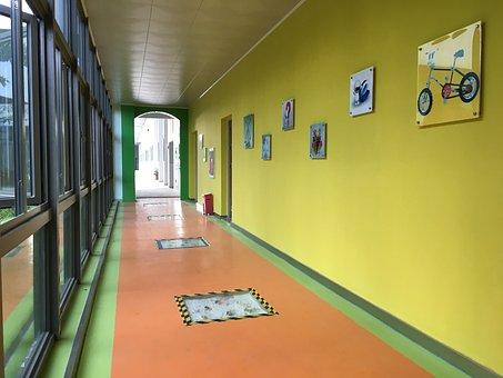 Create, Customer, Space, Indoor, Design, Corredore