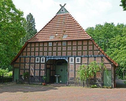 Gödestorf, Specken, Cultural Heritage, Germany, House