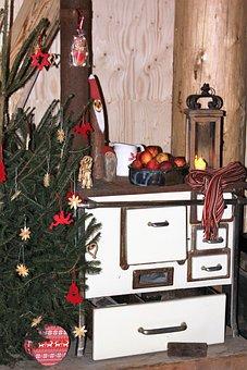 Roma Table, Warm, Oven, Einheizen, Wood Burning Stove