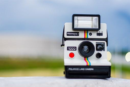 Polaroid, Camera, Photography, Technology, Photo, Paper
