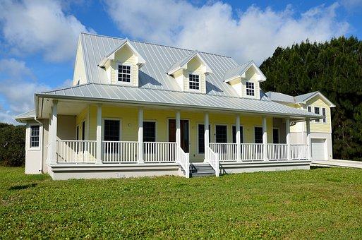 New, Home, For Sale, Mortgage, Real Estate, Landscape