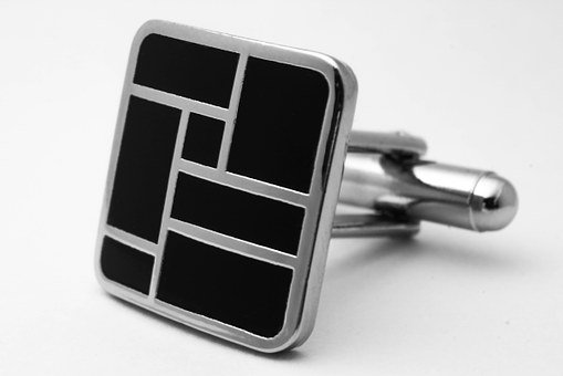 Cufflink, Business, Subject Survey, Macro Photography