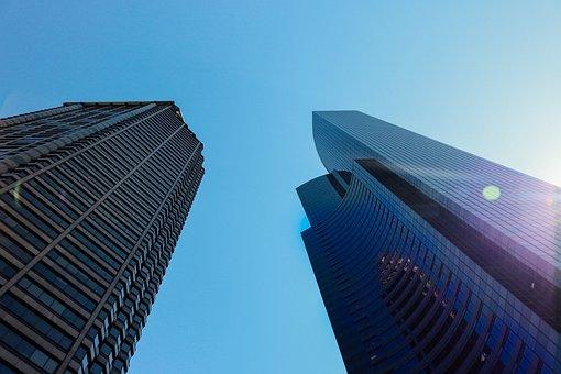 Seattle, Washington, Seattle Skyline, Skyline, Usa