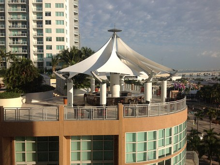 Miami Hotel Terrace View, Hotel, Vacation